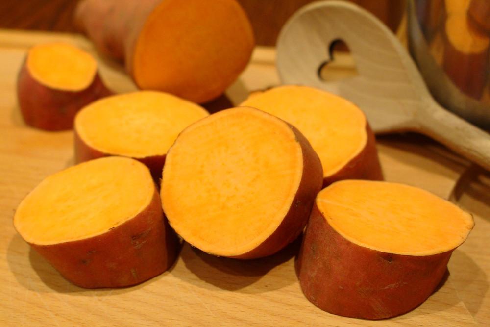 Sönkes Süßkartoffeln Pell-Süßkartoffeln