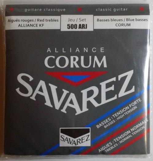 500ARJ  mittel/hart