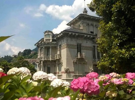 Concert season at Villa Bernasconi