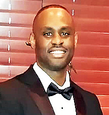 DEXTER LEWIS, New Director of Public Relations