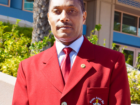 Collis H. Ivery III Voted Polemarch of Tampa Alumni Chapter