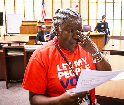 Voting Rights Getting Closer for Felons