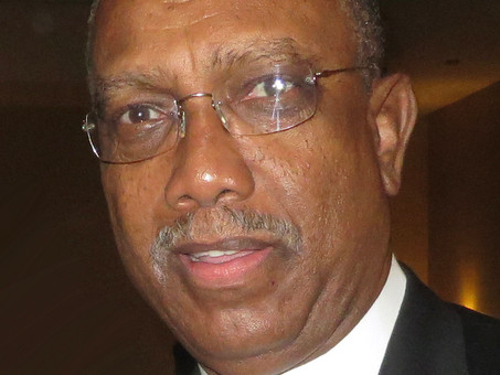 County Commissioner Chairman Named Kappa Man of the Year