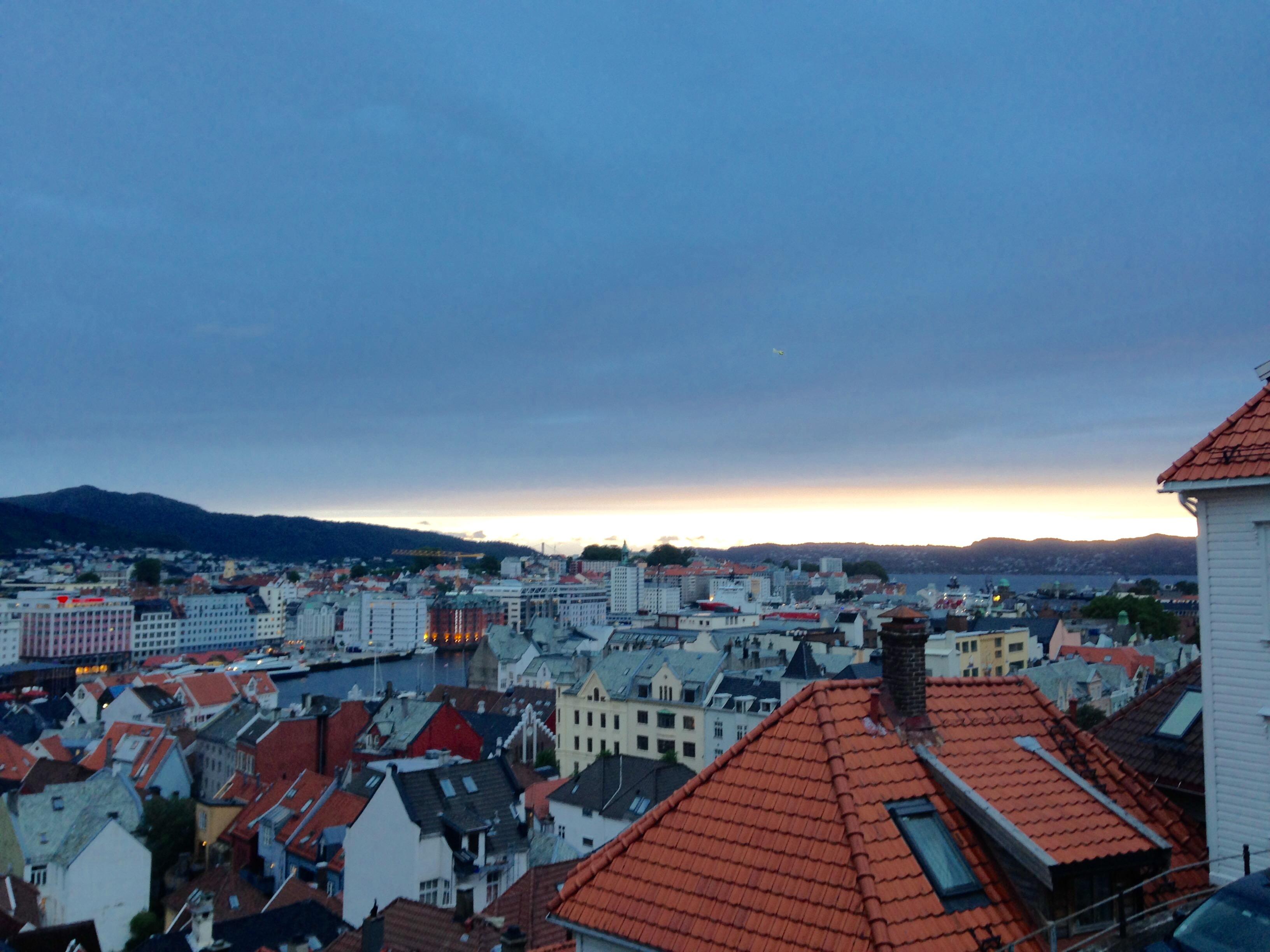 Bergen, Norway: Discourse and Contex