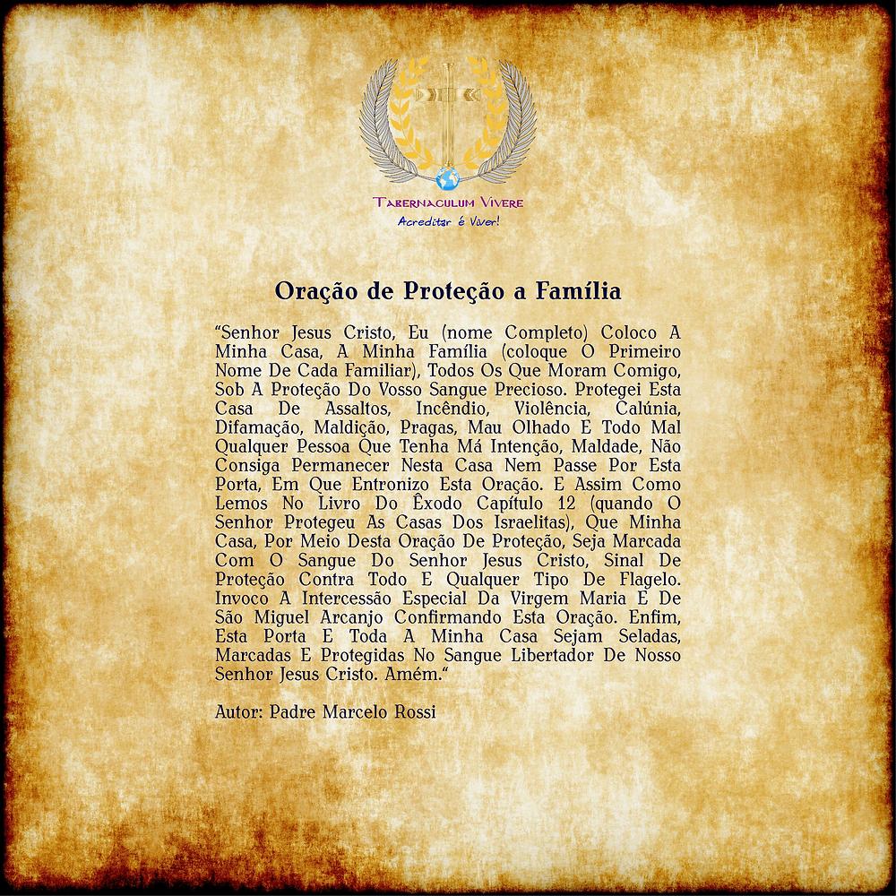 """""""Oração De Proteção à Família"""""""
