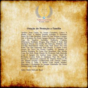 Oração De Proteção à Família