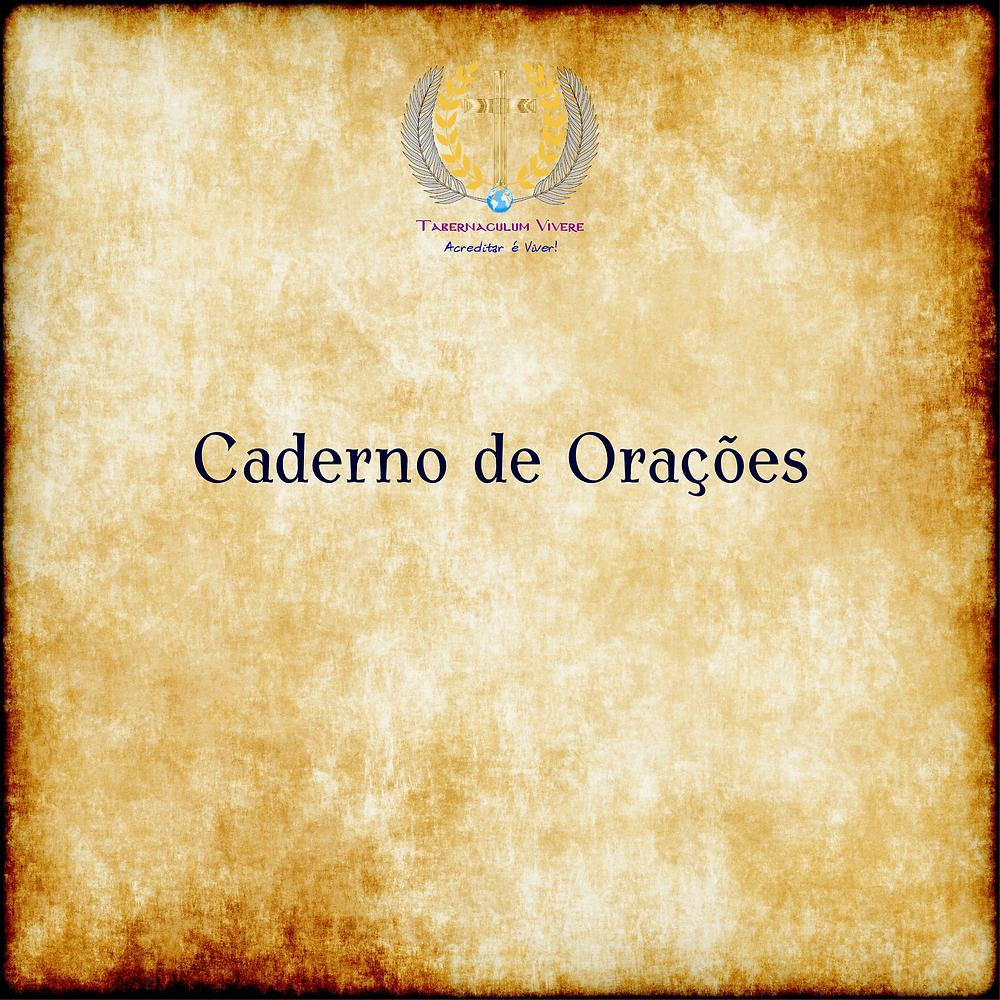 """""""Caderno Orationes"""""""