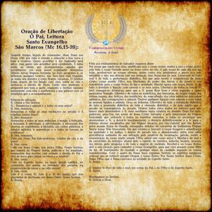 Evangelho De São Marcos 16, 15-20