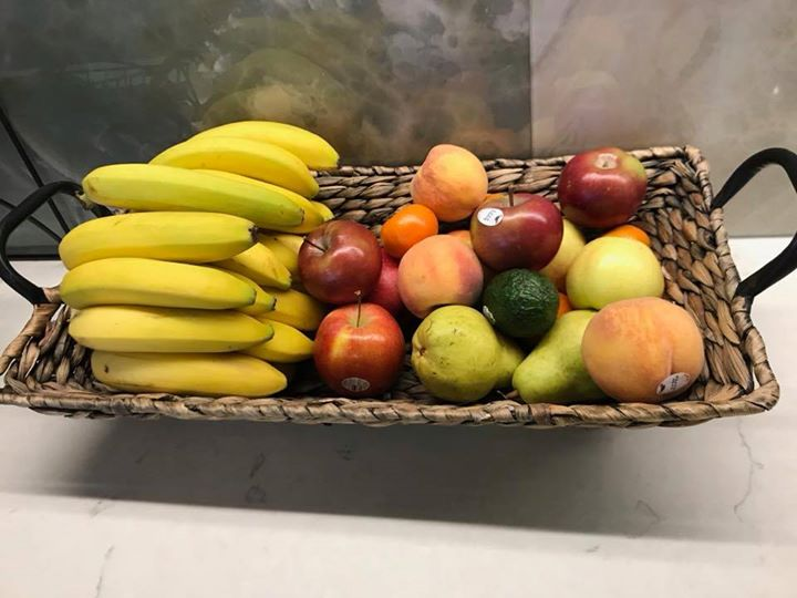 Fruit Basket Display