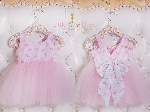 Vestido Baby Pink