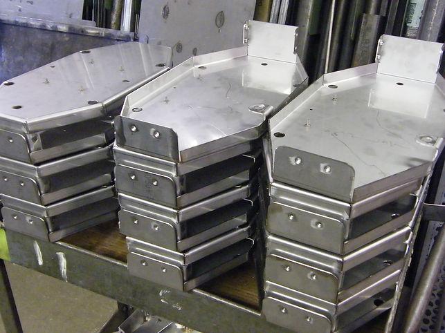 metal assemblies
