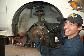 mechanics brakes jacks service center