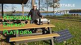 Portable Power & Solar Panel at Paulus Park