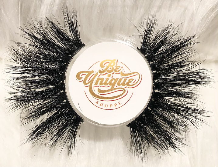 Statement Lashes