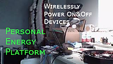 Wirelessly Power Devices On & Off