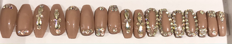 Humble Yourself Luxury Nails