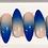 Thumbnail: Ocean Waves Luxury Nails