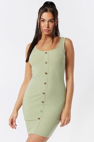 GreenButtercup Dress