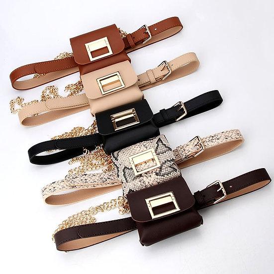 Waist Belt Pocketbook