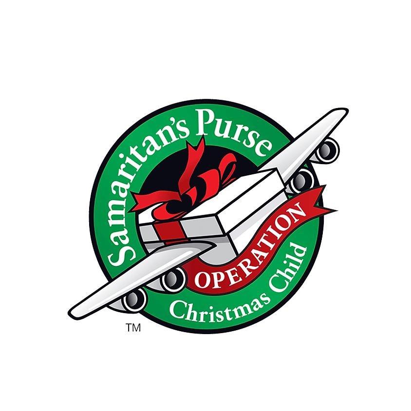 Operation Christmas Child - Packing Sunday