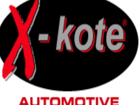 X-KOTE IS HERE IN THE UK