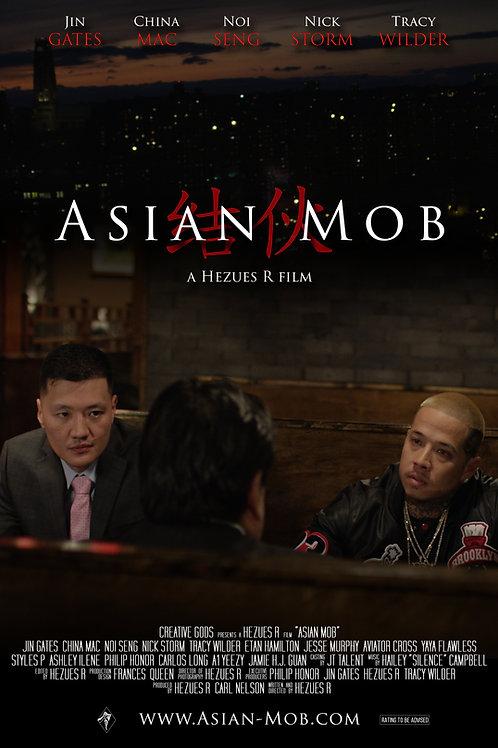 BTS Making of ASIAN MOB