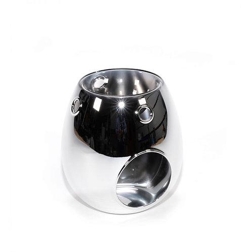 Silver Electroplated Melt Burner