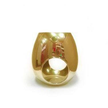 Gold Electroplated Glass Burner