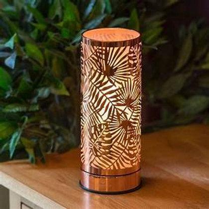 Rose Gold Fern Aroma Lamp