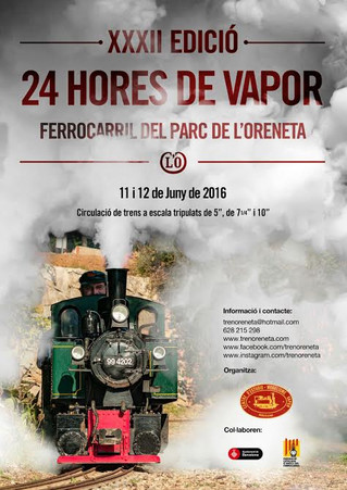 24 Hores de vapor