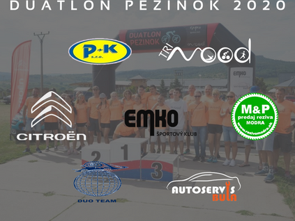 Duatlon Pezinok 2020