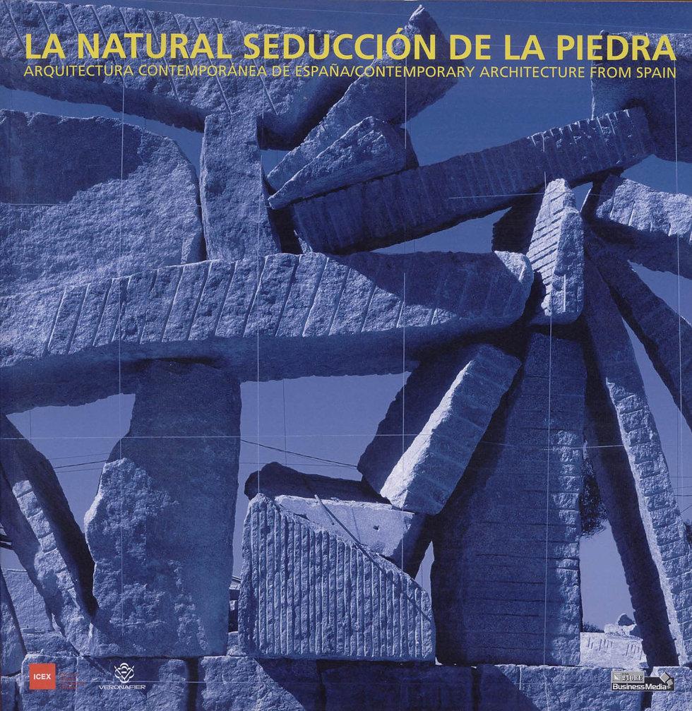 ENSAMBLE STUDIO LA NATURAL SEDUCCION DE LA PIEDRA SGAE CENTRAL OFFICE