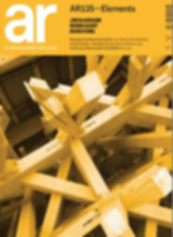 ENSAMBLE STUDIO ARCHITECTURAL REVIEW SUPRAEXTRUCTURES