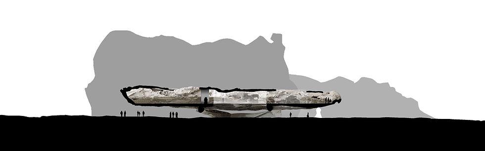 ES - ALULA - SLAB - VISITOR CENTER - SEC