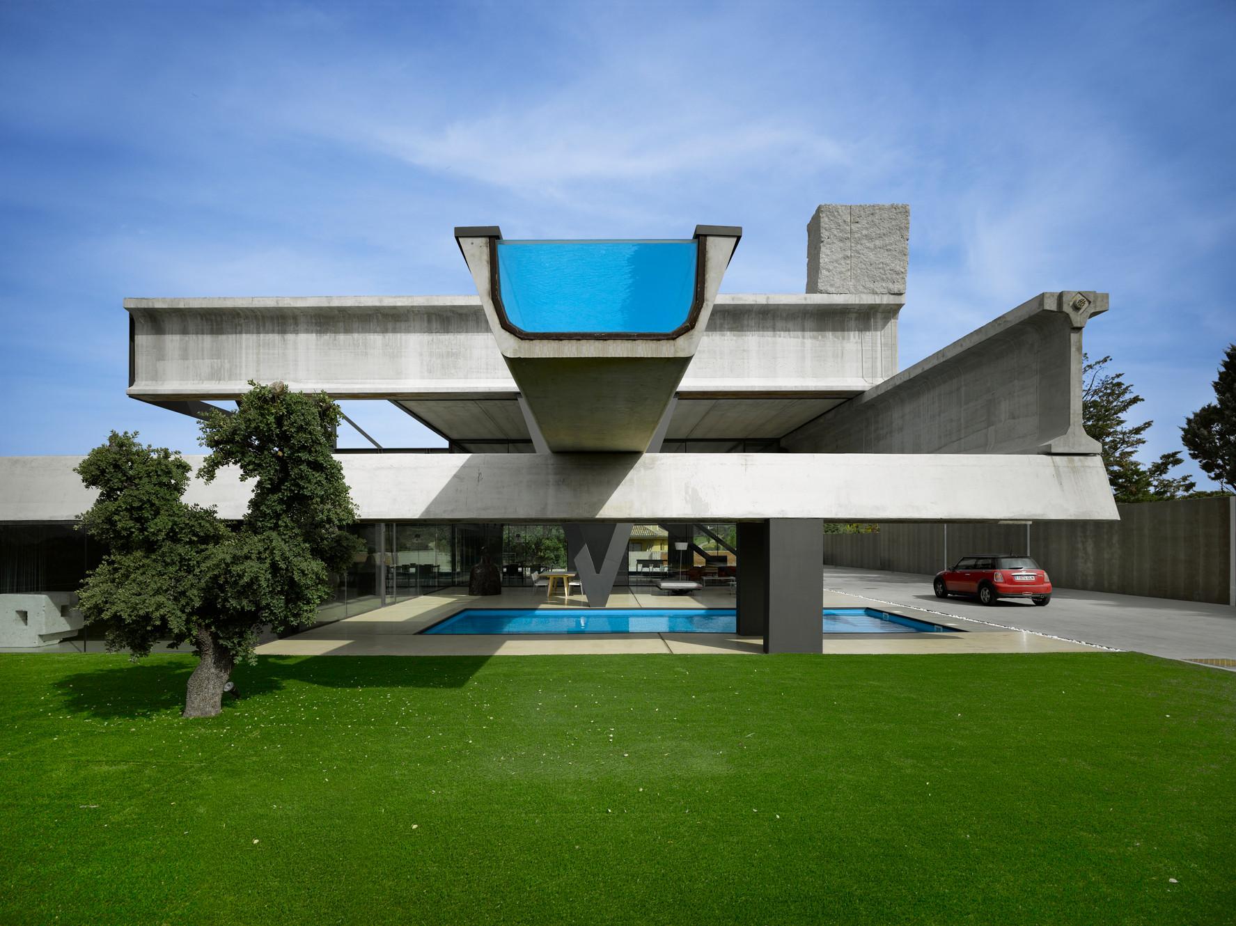 Architettura A Madrid ensamble studio news