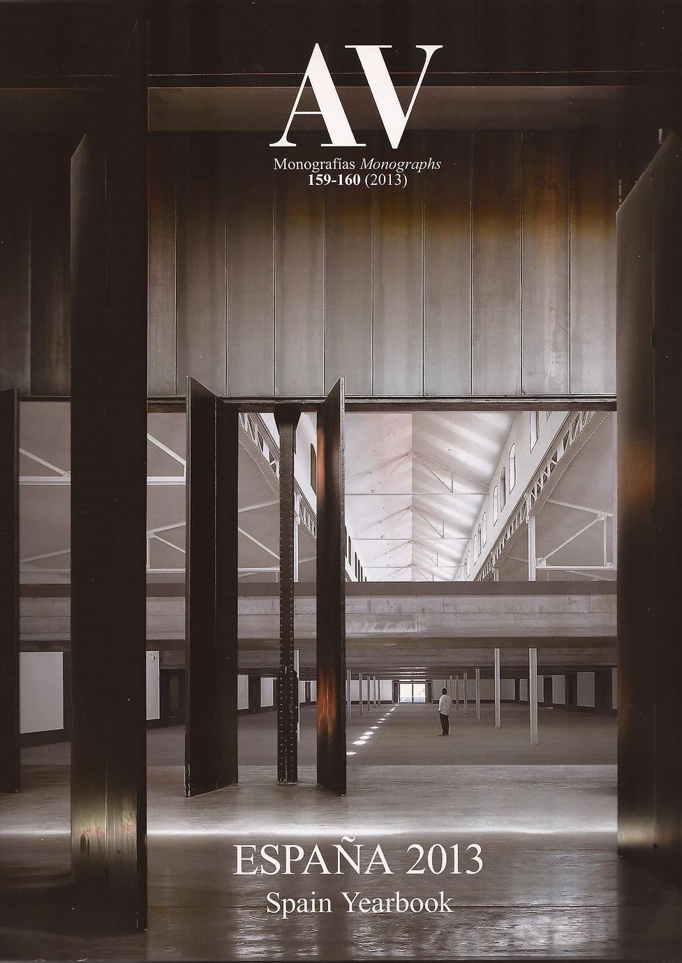 ENSAMBLE STUDIO AV SPAIN 2013 YEARBOOK READER'S HOUSE