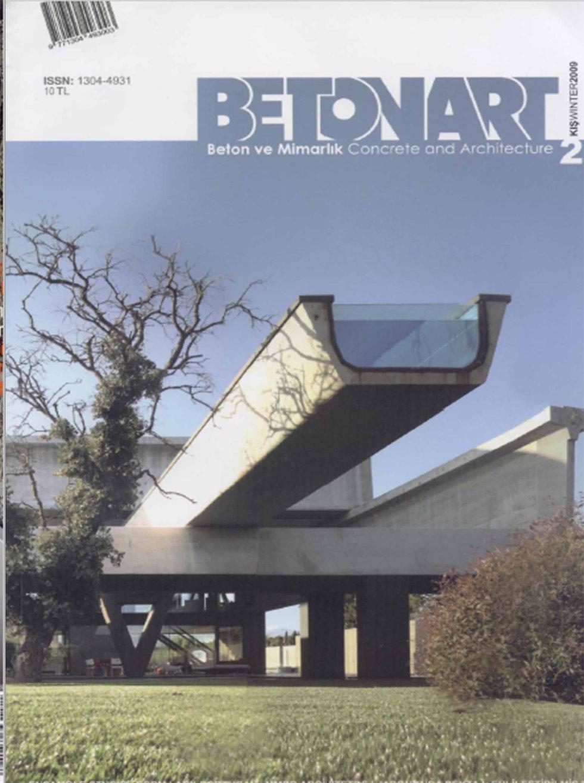 ENSAMBLE STUDIO BETONART HEMEROSCOPIUM HOUSE
