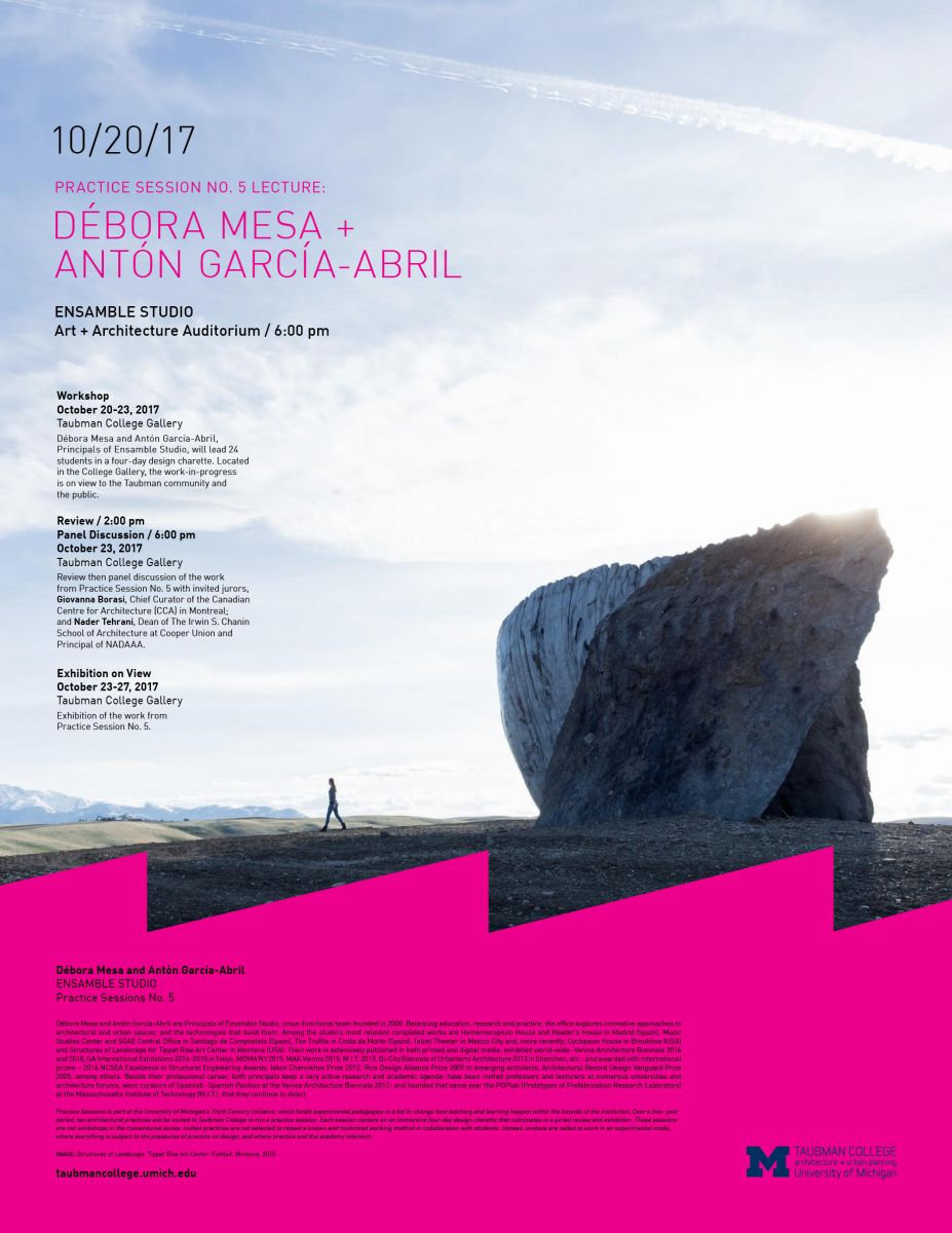 ENSAMBLE STUDIO_STRUCTURES OF LANDSCAPE_DOMO_COLUMBIA GSAPP LECTURE_MIMI HOANG_GSAPP CONVERSATIONS