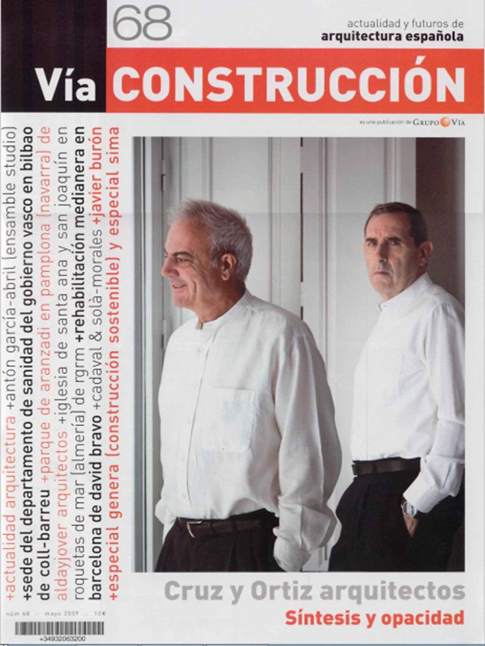 ENSAMBLE STUDIO VIA CONSTRUCTION VARIOUS