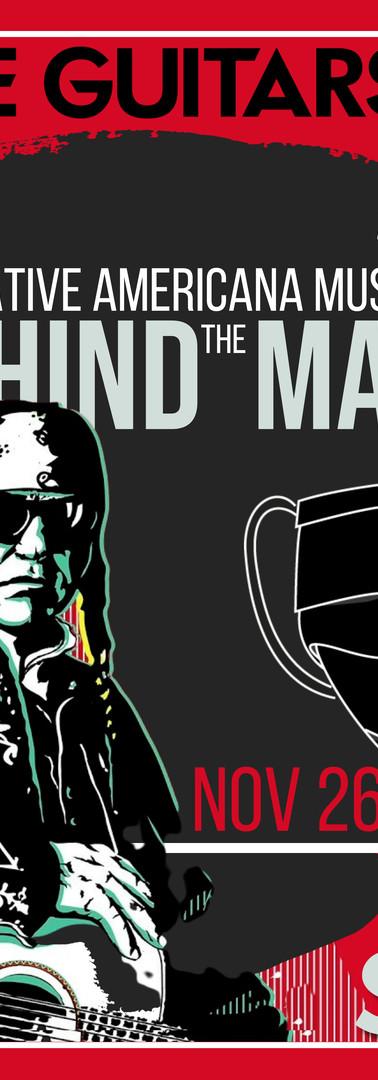 Behind the Mask - Legends