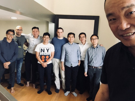 Chye Kit Appointed as Advisor to Kyber.Network
