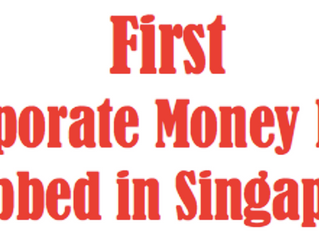 First Corporate Money Mule Nabbed in Singapore