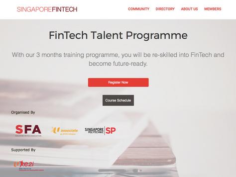 FinTech Talent Programme