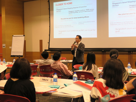 AML/CTF Training for Charities