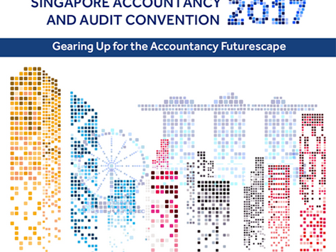 Cynopsis at Singapore Accountancy and Audit Convention 2017
