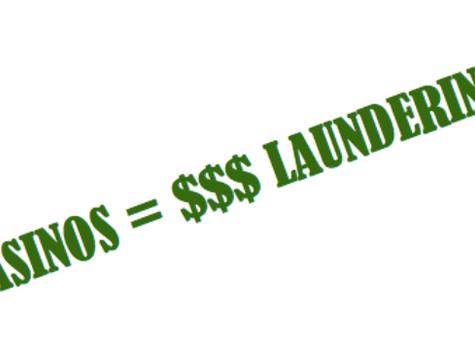 Casino = Money Laundering? Or Not