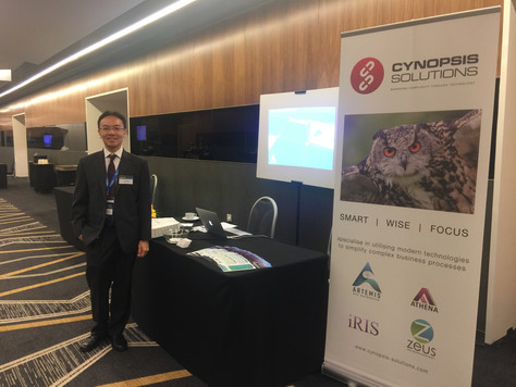 Cynopsis Solutions Sponsors RHT Compliance Summit 2016
