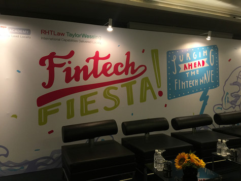 Riding the Wave of FinTech Fiesta!