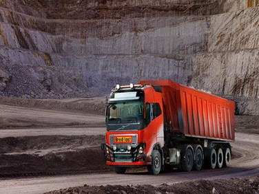 Volvo Deploy Autonomous Transport Trucks in Norwegian Limestone Mine