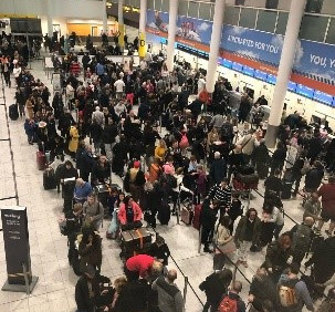 Gatwick Airport Drone Sightings Cause Major Travel Disruption